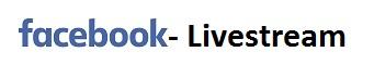 Facebook Livestream 2